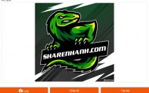 sharenhanh-huong-dan-tao-llogo-theo-phong-cach-mascot-2