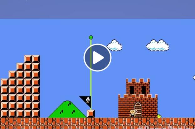 Mario phiên bản bá đạo cười đau bụng