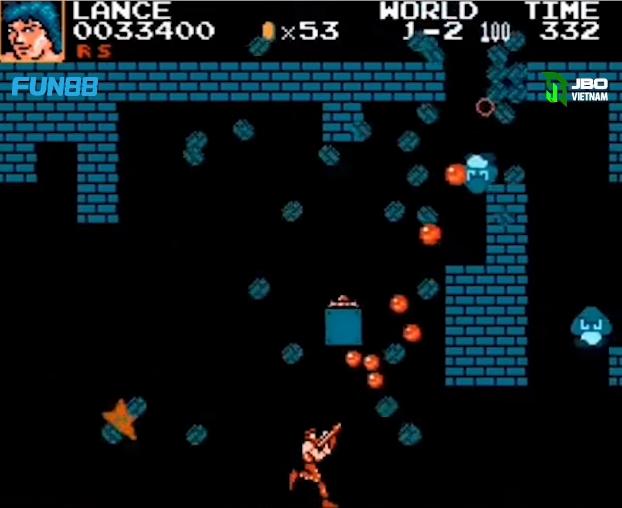 Contra phá đảo Mario có game này chơi chắc vui lắm