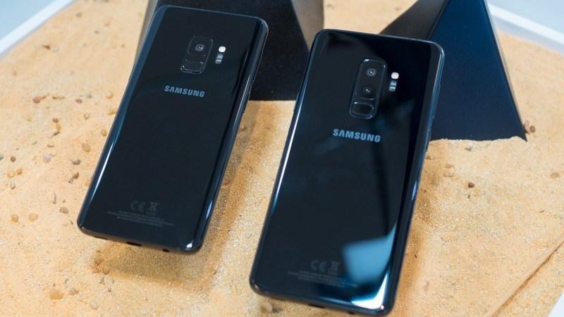 Galaxy S9 và S9+
