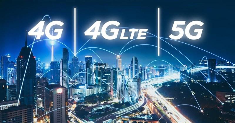 Tiềm năng 5G hơn 4G