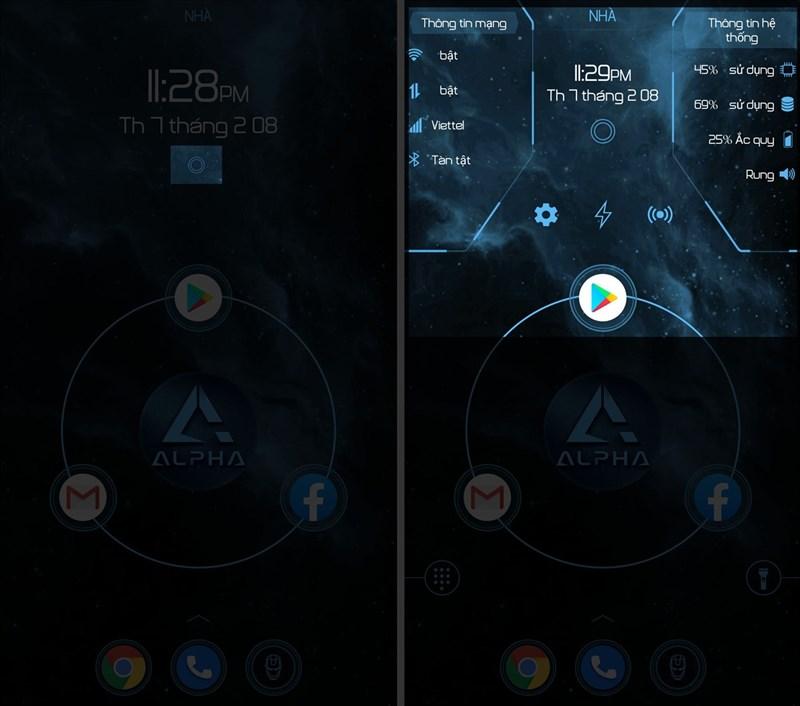 Mẹo biến smartphone của bạn trở nên hiện đại như trong phim Iron Man