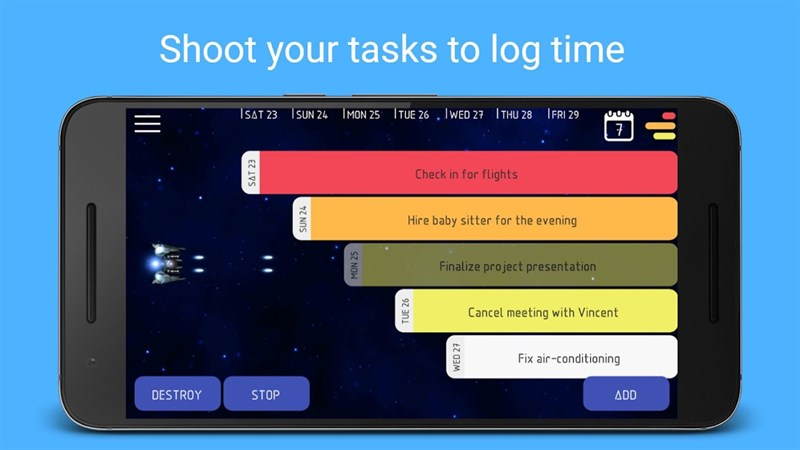 Kosmos - Work Time Tracker, Job Timesheet