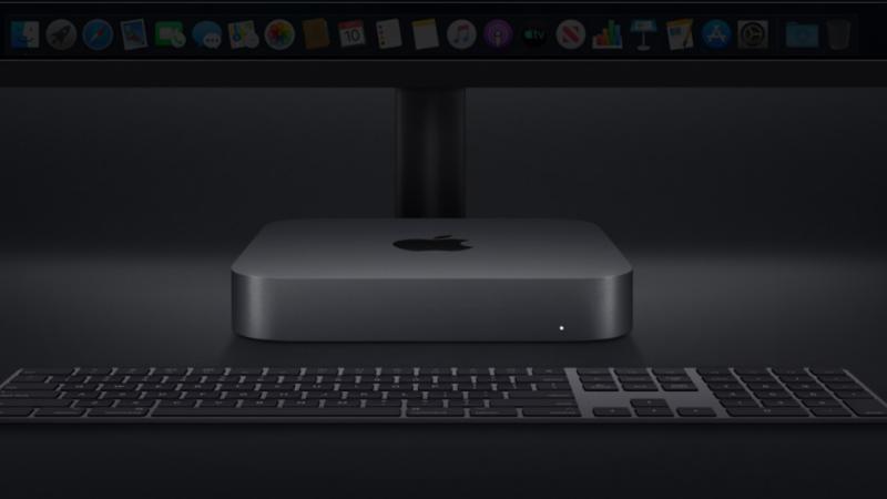 Apple tung bản nâng cấp cho Mac mini với dung lượng lưu trữ gấp đôi