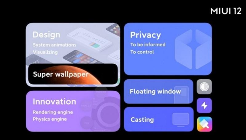 Xiaomi giới thiệu MIUI 12 ra toàn cầu và đây là danh sách các thiết bị sẽ bắt đầu được cập nhật giao diện mới từ tháng sau