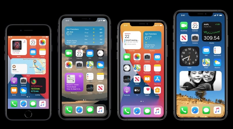 Apple công bố iOS 14 và iPadOS 14 với nhiều thay đổi và tính năng mới, đây là danh sách các thiết bị sẽ được cập nhật