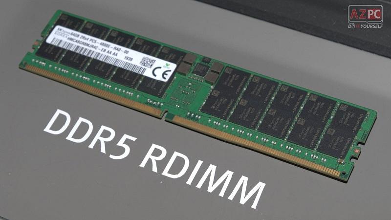 DDR5 sẽ được hổ trợ trên Alder Lake-S