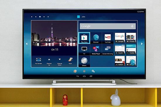 Android tivi Toshiba