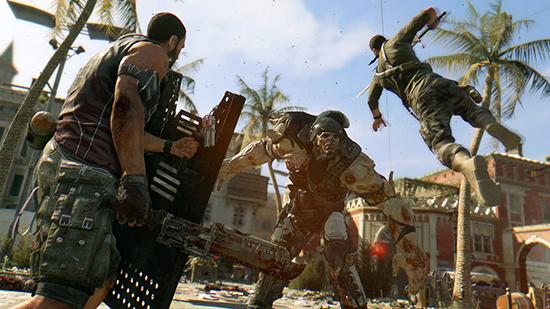 Không chỉ chiến đấu với người chơi mà còn phải chiến đấu với zombie