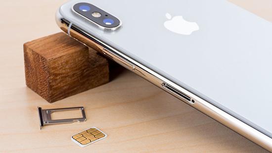 Cải tiến tính năng Dual SIM trên các máy dùng cả eSIM