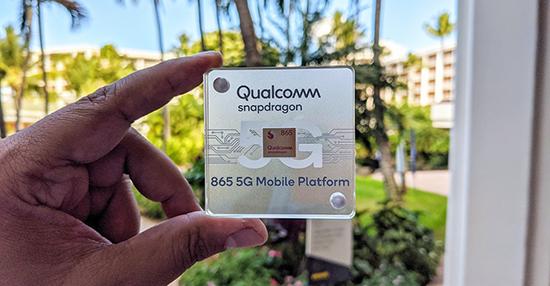 Snapdragon 865 | Công nghệ 5G