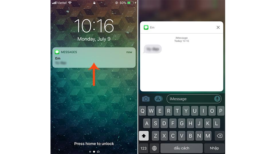 Top thủ thuật với 3D Touch cực tiện lợi bạn nên biết trên iPhone! (Ảnh 3)