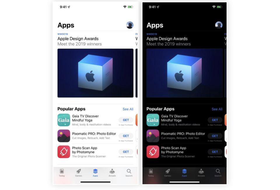 Cách bật Dark Mode trong iOS 13 trên iPhone