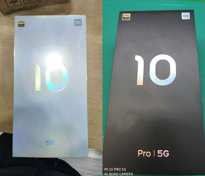 Xiaomi Mi 10 và Mi 10 Pro lộ diện hoàn toàn, lộ cả giá bán - Ảnh 3.