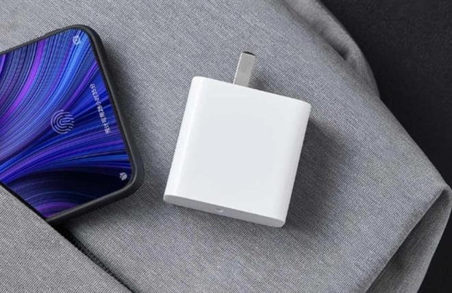 Xiaomi ra mắt củ sạc nhanh USB Type-C 65W: Kích thước nhỏ gọn, sạc được cho cả laptop - Ảnh 1.