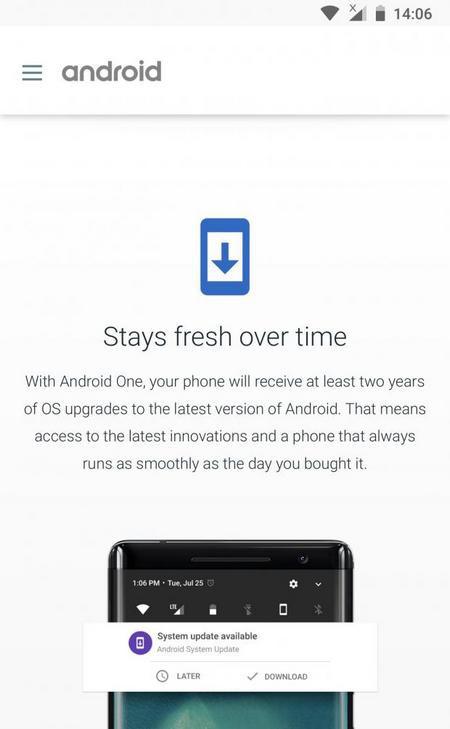 Google bất ngờ xóa bỏ chương trình Android One, phải chăng smartphone Android One sắp ngừng hỗ trợ? - Ảnh 2.