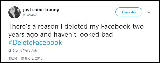 Có lý do khiến tôi xóa Facebook từ tận 2 năm trước, và quả thực đó là một quyết định đúng đắn.