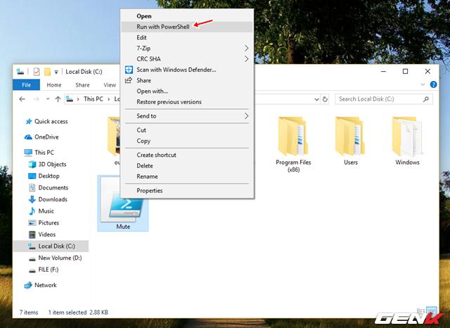 Bổ sung tính năng tự tắt âm khi ngắt kết nối tai nghe trên Windows 10 - Ảnh 7.