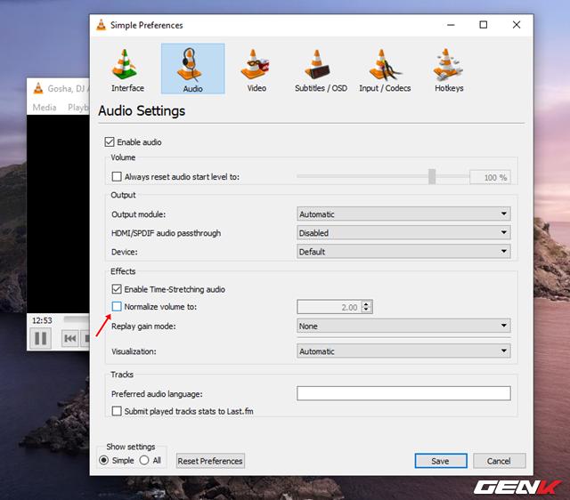 Điểm qua 04 tính năng ẩn rất thú vị mà có thể bạn chưa biết của VLC Media Player - Ảnh 18.