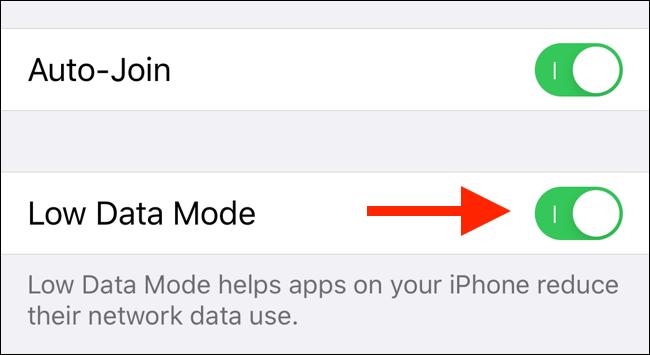Cách tiết kiệm dung lượng 3G/4G trên iPhone chạy iOS 13 - Ảnh 7.