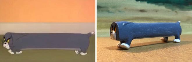 Trở về tuổi thơ với những khoảnh khắc đen đủi nhất của mèo Tom ngoài đời thực - Ảnh 5.