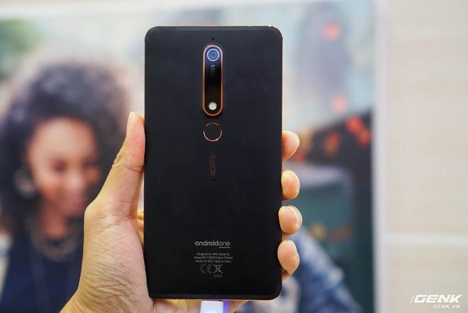 Hôm nay, Nokia 6 (2018) và Nokia 7 Plus chính thức ra mắt tại Việt Nam, giá lần lượt 5,99 triệu đồng và 8,99 triệu đồng - Ảnh 15.