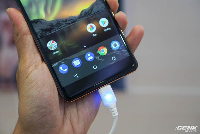 Hôm nay, Nokia 6 (2018) và Nokia 7 Plus chính thức ra mắt tại Việt Nam, giá lần lượt 5,99 triệu đồng và 8,99 triệu đồng - Ảnh 20.
