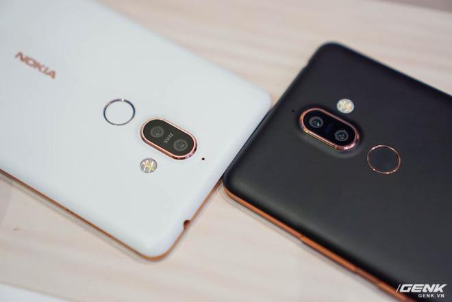 Hôm nay, Nokia 6 (2018) và Nokia 7 Plus chính thức ra mắt tại Việt Nam, giá lần lượt 5,99 triệu đồng và 8,99 triệu đồng - Ảnh 5.