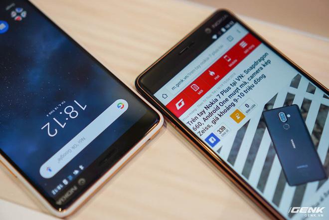 Hôm nay, Nokia 6 (2018) và Nokia 7 Plus chính thức ra mắt tại Việt Nam, giá lần lượt 5,99 triệu đồng và 8,99 triệu đồng - Ảnh 6.