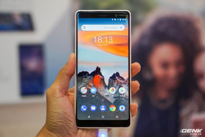 Hôm nay, Nokia 6 (2018) và Nokia 7 Plus chính thức ra mắt tại Việt Nam, giá lần lượt 5,99 triệu đồng và 8,99 triệu đồng - Ảnh 4.