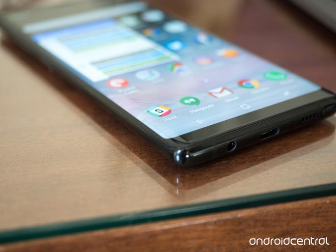 Samsung phát minh thành công màn hình OLED không thể vỡ - Ảnh 1.
