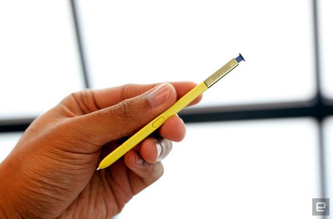 Điểm danh 7 tính năng hấp dẫn và duy nhất chỉ có trên bút S Pen của Galaxy Note9 - Ảnh 2.