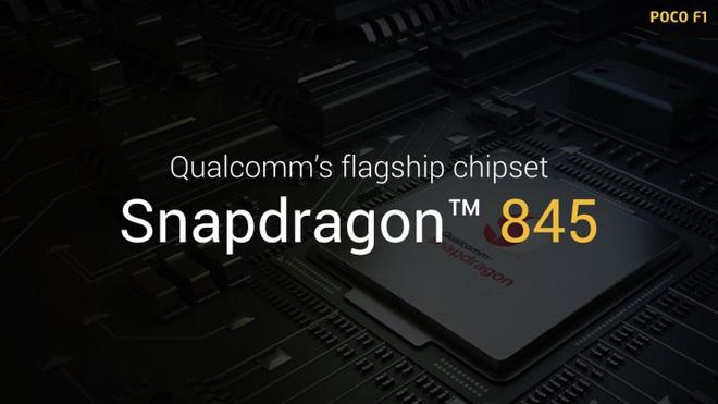 Xiaomi ra mắt POCOPHONE POCO F1: Snapdragon 845, pin 4000mAh, giá 7 triệu đồng - Ảnh 2.