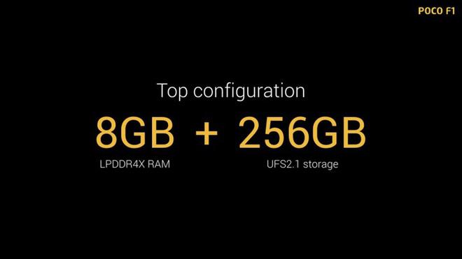 Xiaomi ra mắt POCOPHONE POCO F1: Snapdragon 845, pin 4000mAh, giá 7 triệu đồng - Ảnh 6.