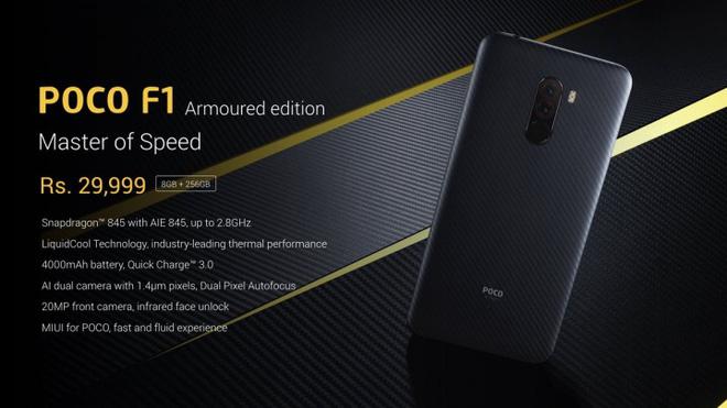 Xiaomi ra mắt POCOPHONE POCO F1: Snapdragon 845, pin 4000mAh, giá 7 triệu đồng - Ảnh 29.