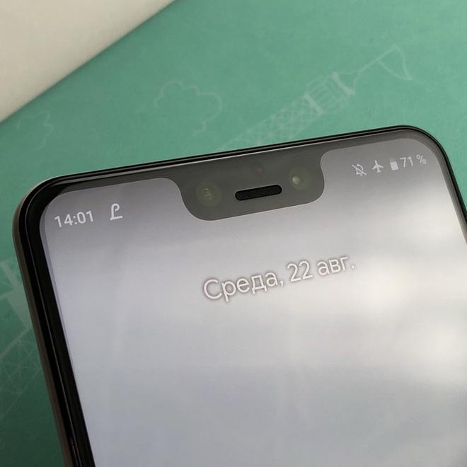 Google Pixel 3 XL rò rỉ ảnh thực tế với tai thỏ và cằm to đùng, thô kệch nhất làng Android - Ảnh 8.