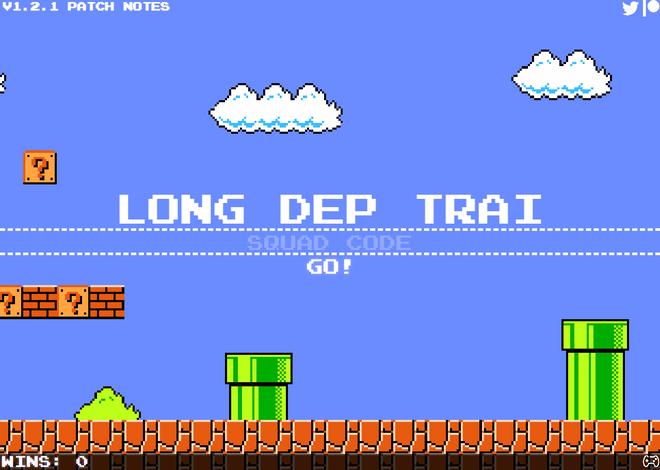 Super Mario vừa được chế thành game battle royale: 75 người cùng chơi xem ai phá đảo đầu tiên - Ảnh 2.