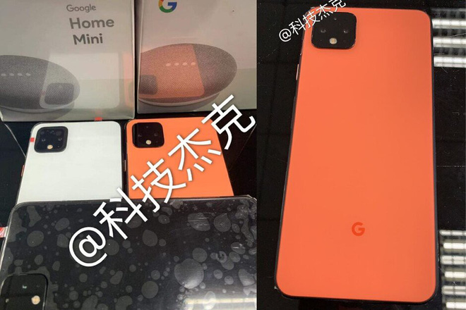 Google Pixel 4 sẽ có zoom 8x, RAM 6GB, chế độ Motion Mode và màu da cam hoàn toàn mới - Ảnh 3.