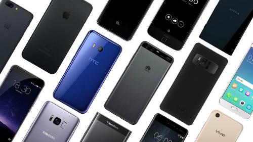 Thị trường smartphone giờ sôi động ở phân khúc tầm trung giá thấp dưới 10 triệu đồng chứ không phải hàng cao cấp như trước.