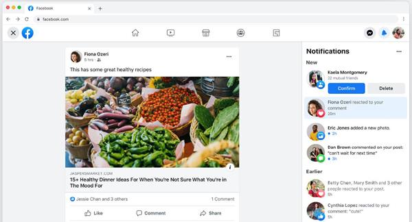 Facebook sắp có giao diện mới cho người dùng Việt Nam