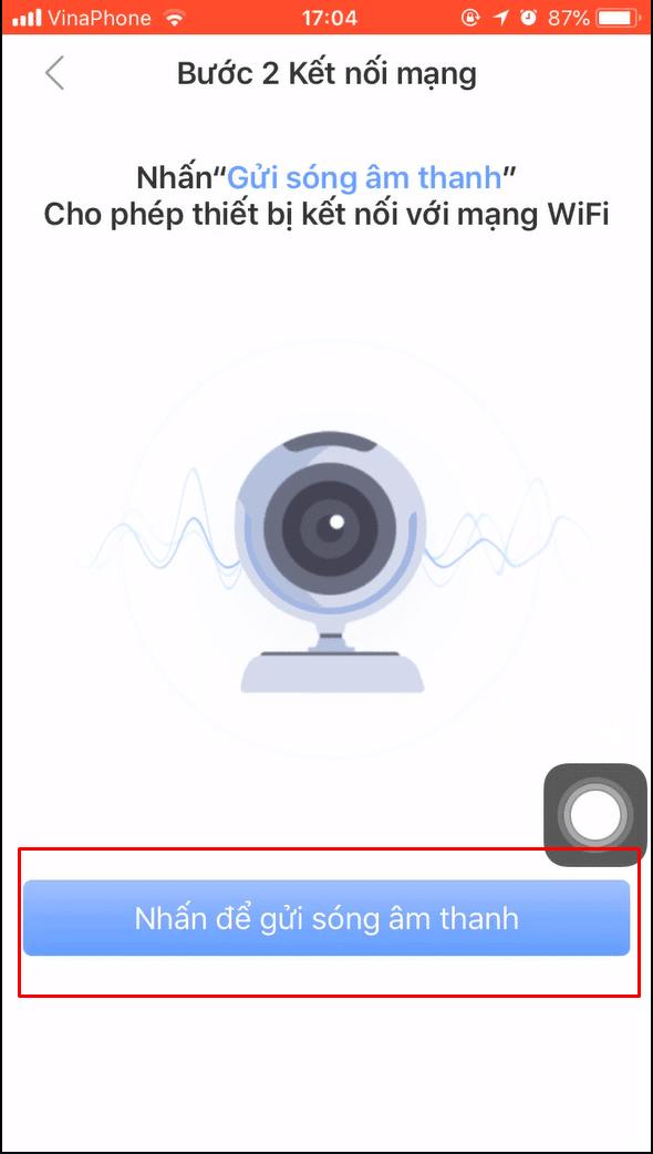 Hướng dẫn cài đặt Camera Yoosee với điện thoại 2019 chi tiết qua hình ảnh và video 20