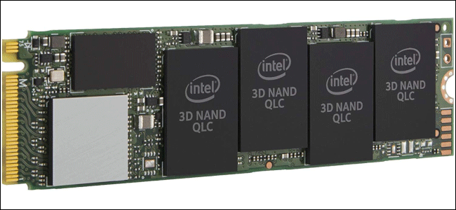 Ổ cứng SSD QLC