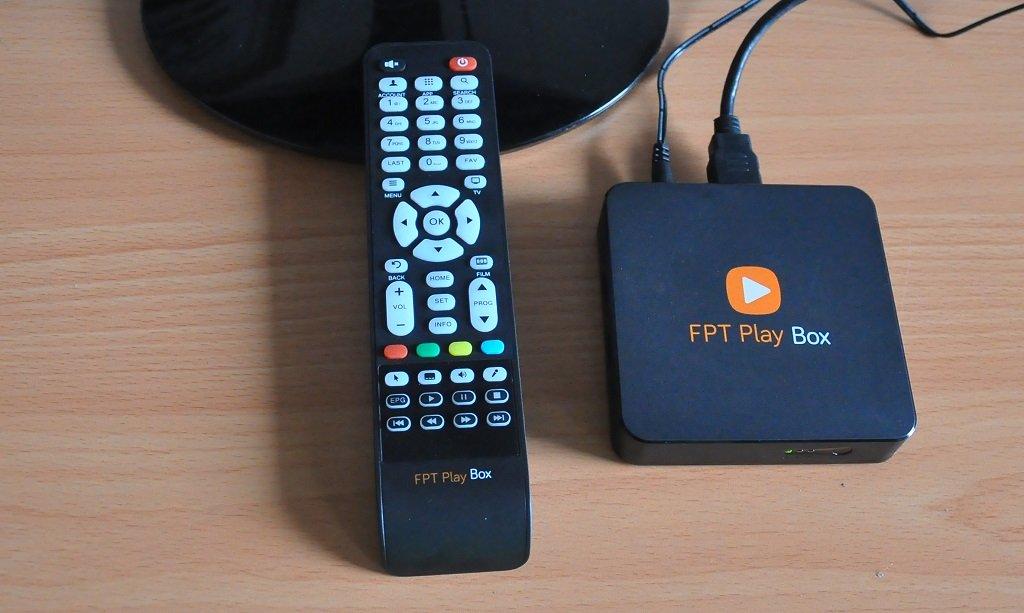 FPT box biến tivi thường thành smart TV