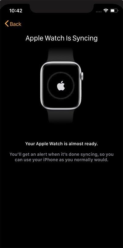 cài esim apple watch