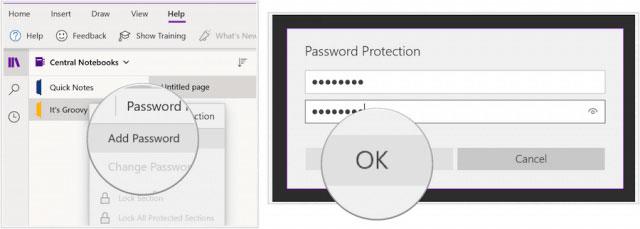 Thêm mật khẩu