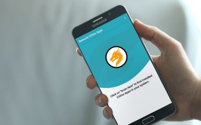 Ứng dụng này chỉ có chức năng duy nhất là tìm và xóa các ứng dụng Trung Quốc trên smartphone Android của người dùng