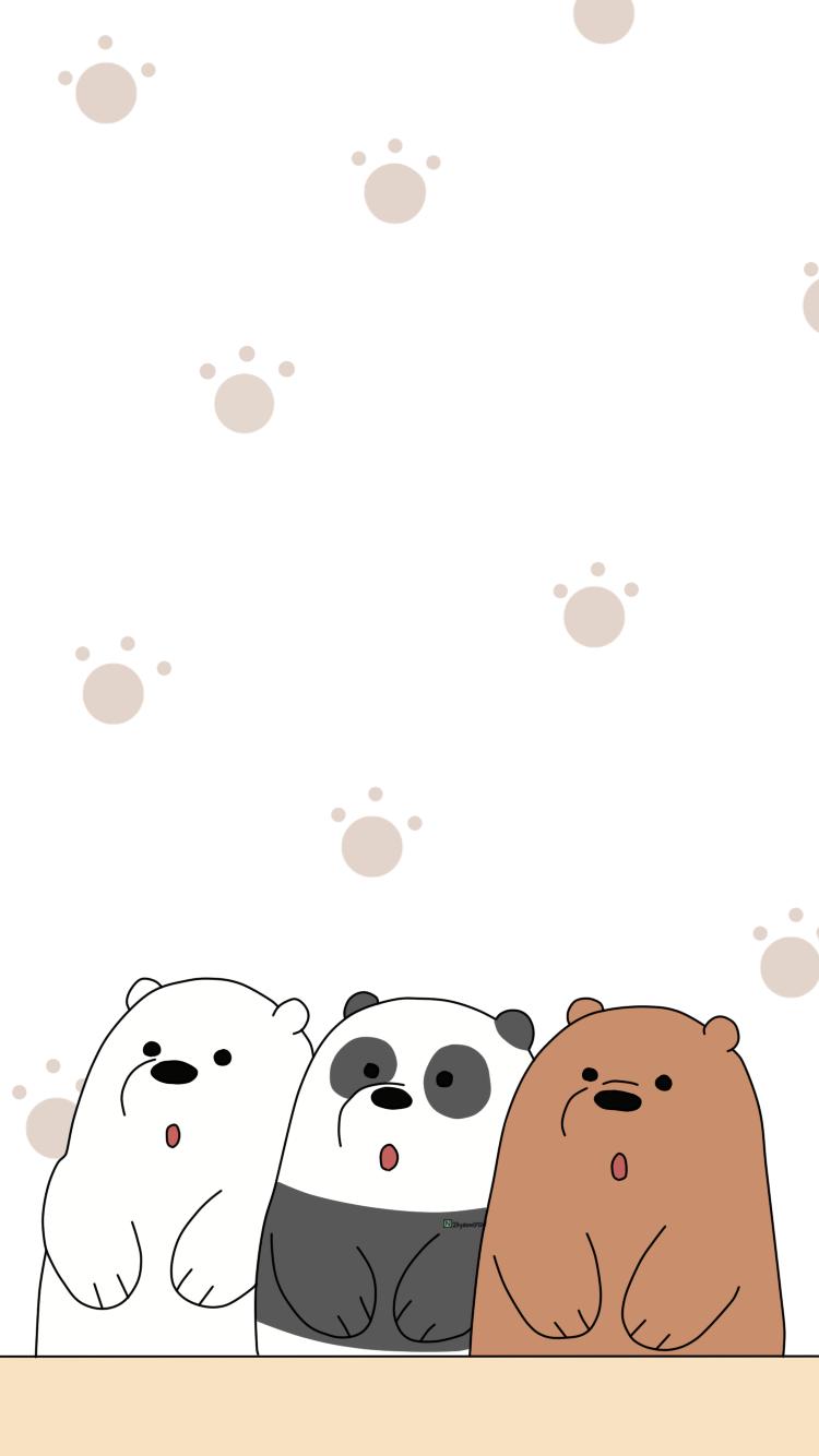 hinh nen we bare bear