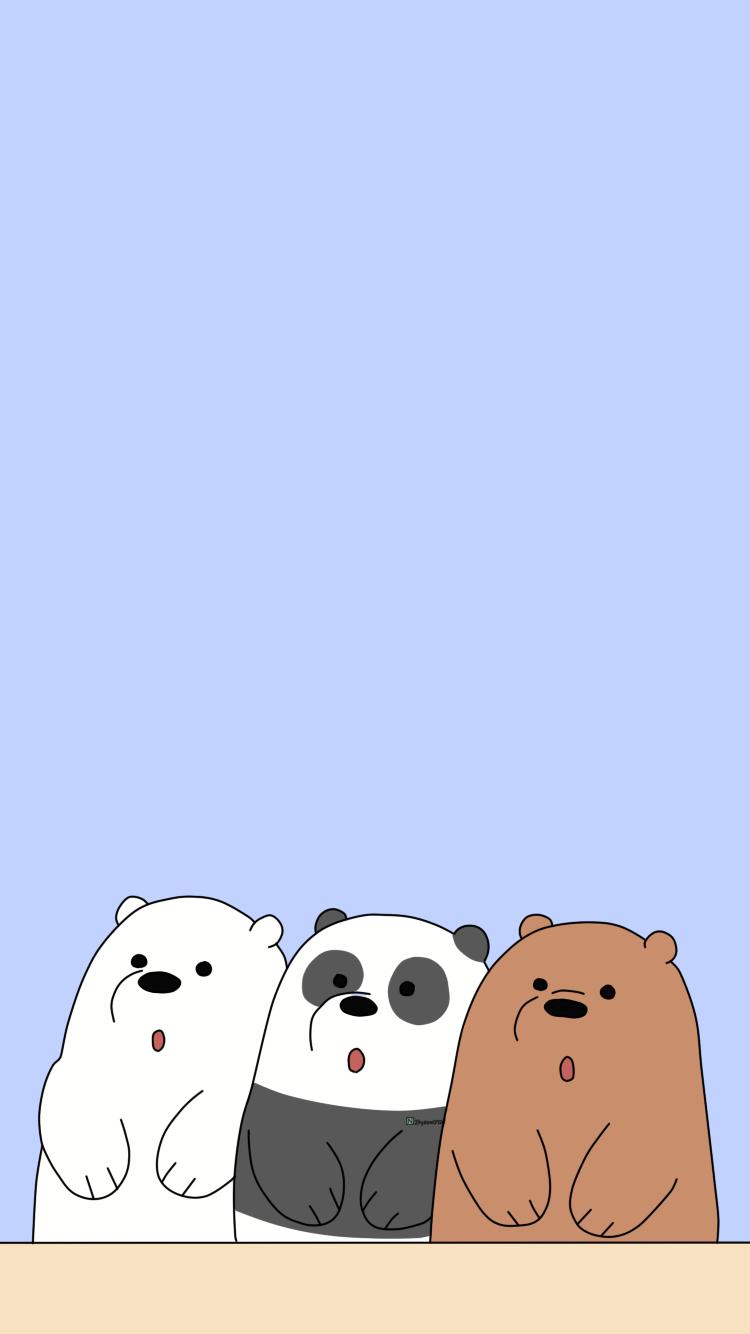 hinh nen we bare bear 4k