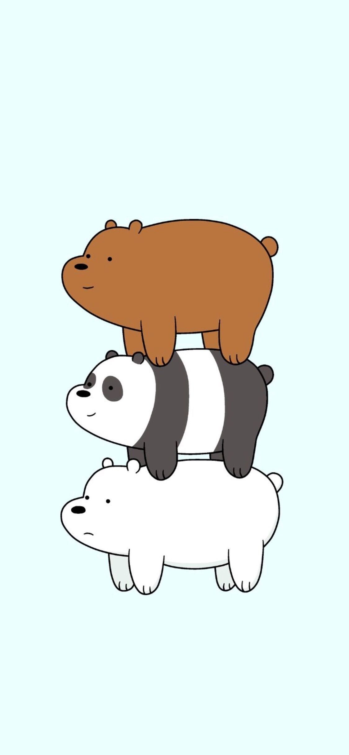 hình we bare bear