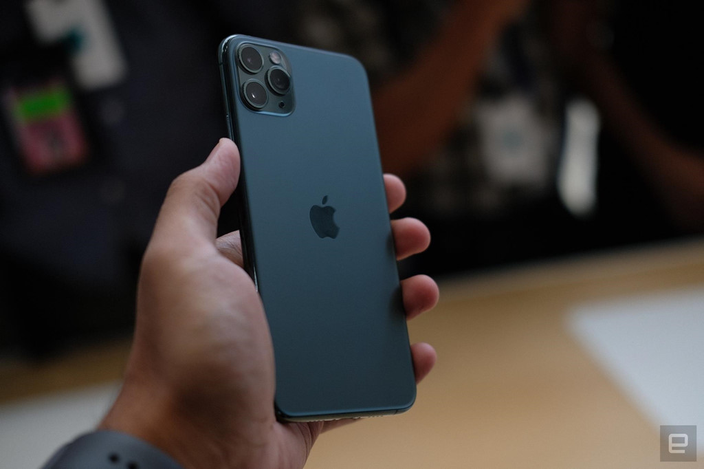 Anh chi tiet iPhone 11 Pro, Pro Max gia len den 1.449 USD hinh anh 2